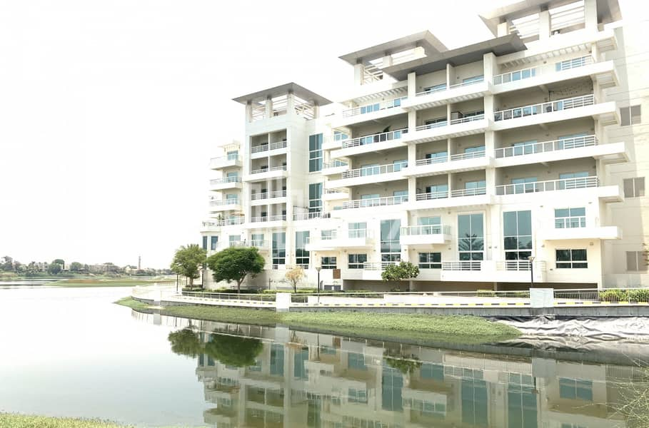 3 Bed Duplex + Maid | Lake View | Huge Terrace