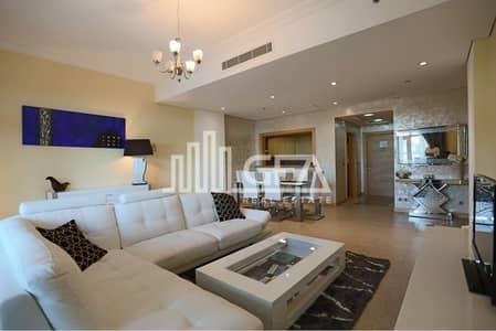 شقة 1 غرفة نوم للبيع في نخلة جميرا، دبي - Luxury