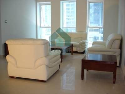 شقة 1 غرفة نوم للايجار في أبراج بحيرات جميرا، دبي - Fully Furnished | No Balcony | Mid Floor | Saba Tower 3