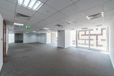 Office for Rent in Sheikh Zayed Road, Dubai - No Commission, premium fitted office for rent on Sheikh Zayed Road