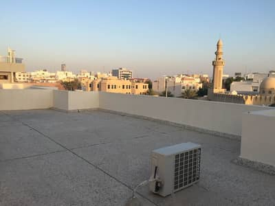 No Commission & Free Parking! Spacious Penthouse Studio in Najda Street behind Burjeel Hospital