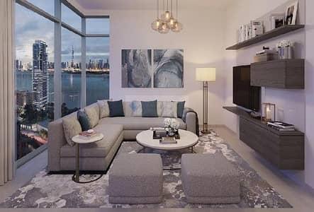 شقة 2 غرفة نوم للبيع في دبي مارينا، دبي - Full Sea View and Dubai Eye View