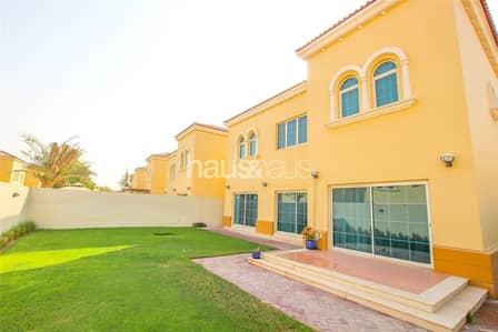 فیلا 4 غرفة نوم للبيع في جميرا بارك، دبي - Reduced | Away from Cables | Priced to Sell
