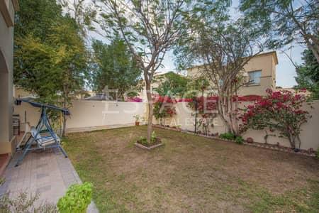 2 Bedroom Villa for Sale in The Springs, Dubai - Vacant | Back to Back | Type 4E Villa