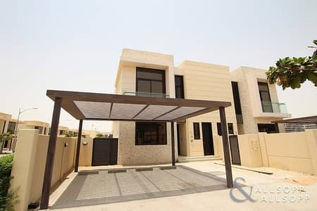 3 Bedroom Villa for Sale in DAMAC Hills (Akoya by DAMAC), Dubai - Close to Park | Corner Unit |Brand New 3BR
