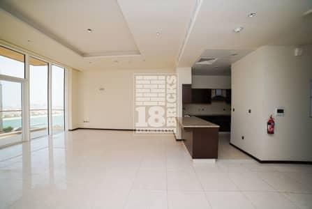 فلیٹ 1 غرفة نوم للايجار في نخلة جميرا، دبي - Captivating Full Sea View | Modern Finish