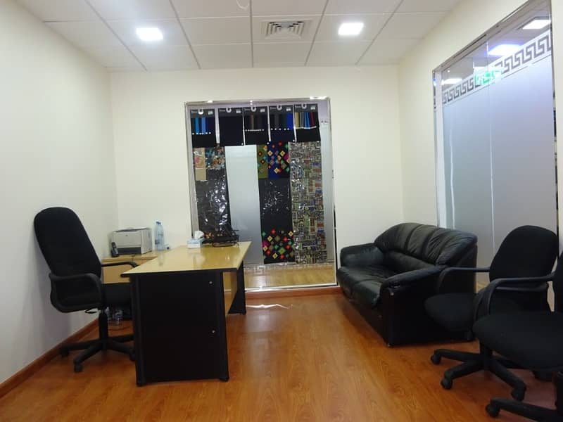 FITTED OFFICE!! SPECIAL PRICE, AVAILABLE NEAR BURUMAN METRO | Bayut com