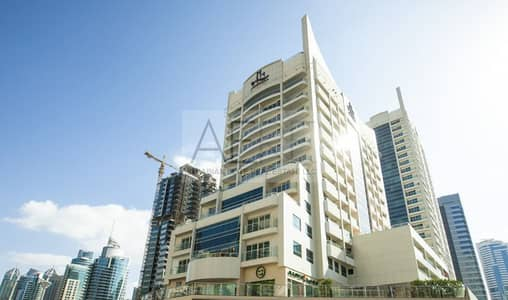 Studio for Rent in Dubai Marina, Dubai - Sign A lease Today | Spacious Studio w/ Balcony