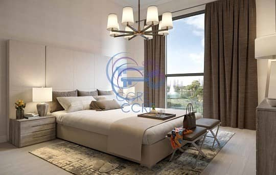 Green view | Furnished | 50/50 Payment plan