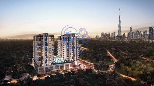 10 Green view | Furnished | 50/50 Payment plan