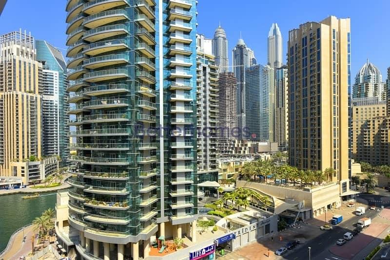 | 1 Bedroom | Balcony | Partial Marina