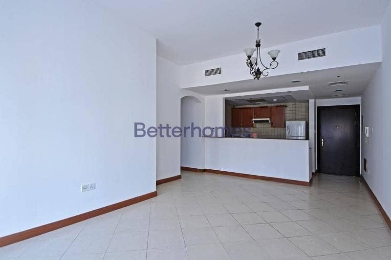 2 | 1 Bedroom | Balcony | Partial Marina