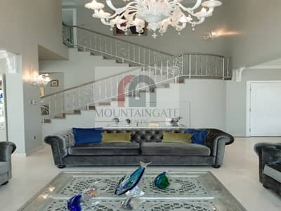 5 Bedroom Villa for Sale in Jumeirah Islands, Dubai - Fully furnished Unique Upgraded & Extended