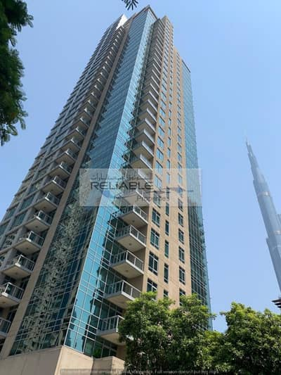 1 Bedroom Apartment for Rent in Downtown Dubai, Dubai - Bright and Spacious 1 Bedroom Apartment with community view