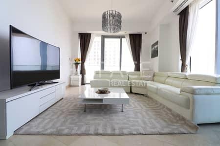 شقة 3 غرفة نوم للايجار في دبي مارينا، دبي - Spacious 3 Bedroom Apartment In Dubai Marina