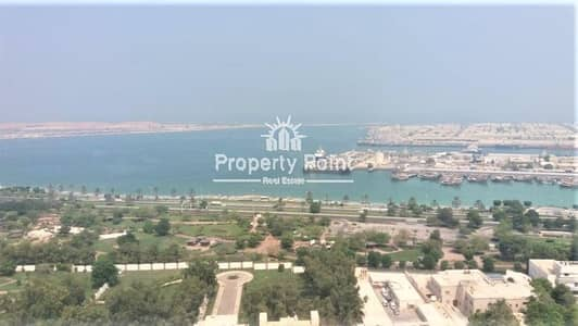 3 Bedroom Flat for Rent in Tourist Club Area (TCA), Abu Dhabi - Move In Now. Premium Apartment. Spacious 3 BR(Master) w/ Maids Room