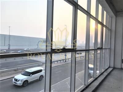 محل تجاري  للايجار في البرشاء، دبي - 2 Months Free | On Main Hessa Road