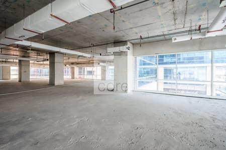 مکتب  للايجار في الخليج التجاري، دبي - High Floor | Available Combined Offices