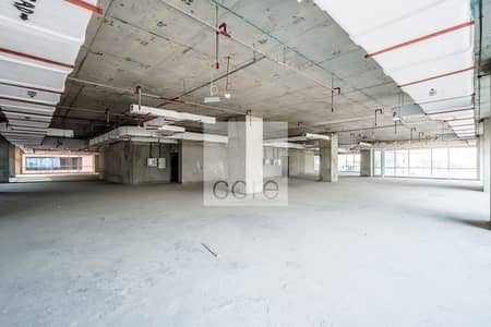 Office for Rent in Business Bay, Dubai - Shell and Core Office | Centrally Located