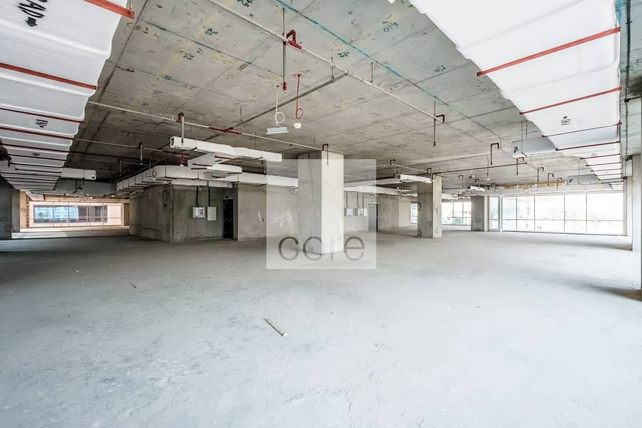 Shell and Core Office | Centrally Located