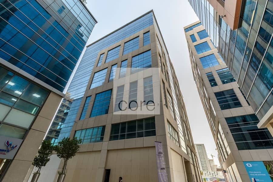 10 Shell and Core Office | Centrally Located