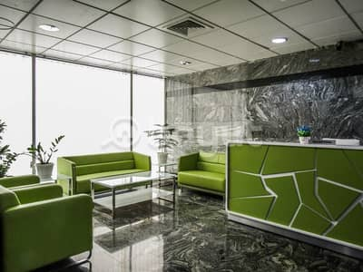 CONVENIENT OFFICE SPACE IN GARHOUD AVAILABLE FOR RENT