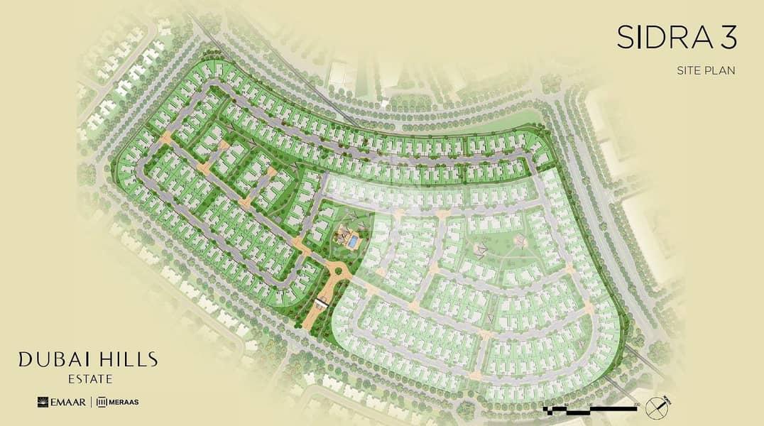 10 Bigger Plot Area I  5BR Villa  I in Sidra 2