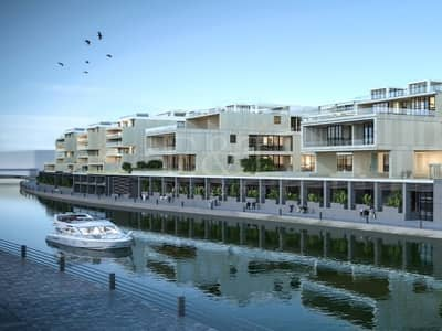 1 Bedroom Apartment for Sale in Al Raha Beach, Abu Dhabi - VERY BEAUTIFUL ONE BEDROOM WITH CANAL AMAZING VIEWS