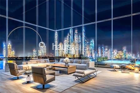 بنتهاوس 5 غرفة نوم للبيع في نخلة جميرا، دبي - Ultra High-End | Triplex | Pvt Pool | 22