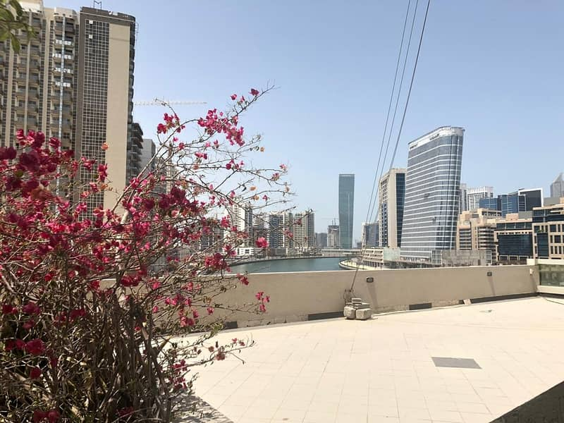2 BEDROOM APARTMENT WITH HUGE TERRACE IS AVAILABLE FOR RENT IN SCALA TOWER