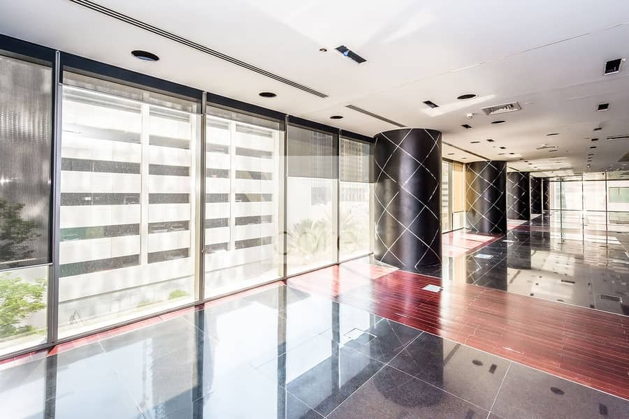 2 Spacious Office | Available Shell and Core