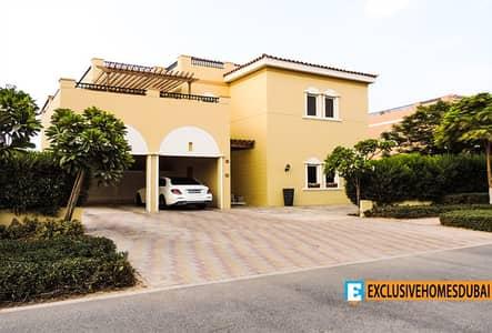 فیلا 5 غرف نوم للبيع في ذا فيلا، دبي - فیلا في ذا فيلا - هاسيندا ذا فيلا 5 غرف 4899990 درهم - 4227435