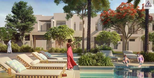 3 Bedroom Townhouse for Sale in Town Square, Dubai - The Perfect Place To  Start Your New Home
