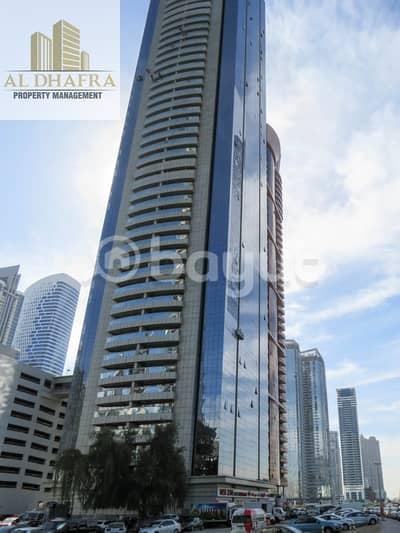 شقة 1 غرفة نوم للايجار في الخليج التجاري، دبي - Reduced Price! Free Chiller and Near Metro