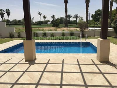 Lovely 4 Bed Villas w S P and golf view in Garhoud