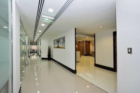 مکتب  للايجار في شارع الشيخ خليفة بن زايد، أبوظبي - مکتب في شارع الشيخ خليفة بن زايد 25000 درهم - 4227546