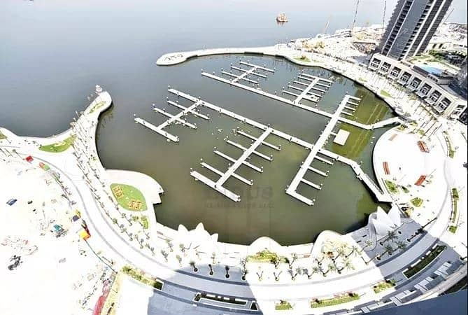 Stunning 3 bed for rent in Dubai creek harbor Marina view