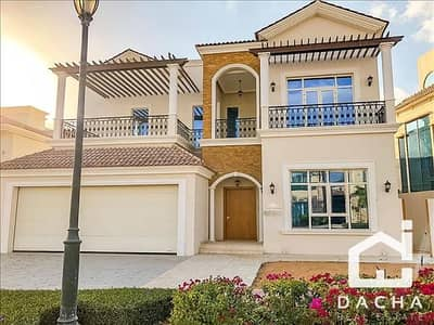 5 Bedroom / Unfurnished / Golf course view