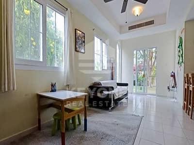 فیلا 2 غرفة نوم للايجار في الينابيع، دبي - Springs 5 Type 4E | Well Maintained 2BR