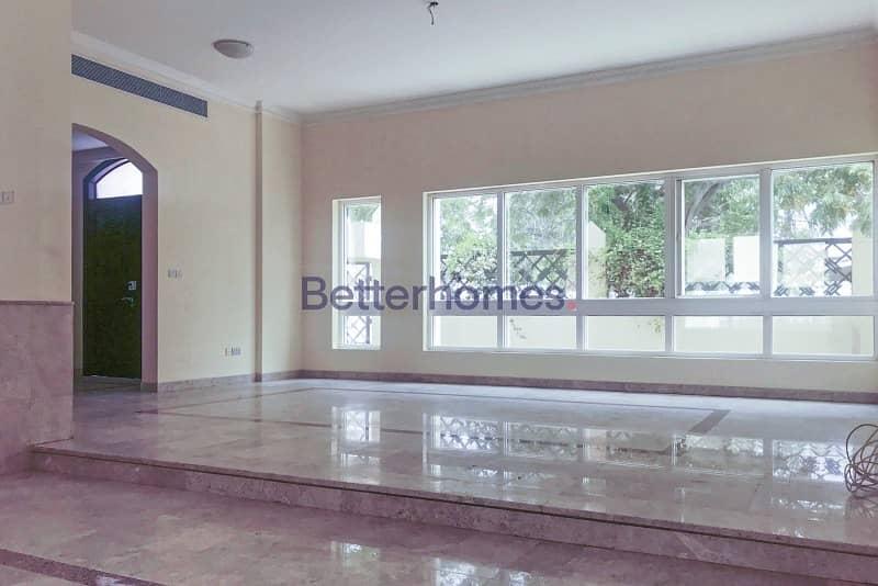 Spacious 4 BR Villa with Maid's Room in Al Garhoud
