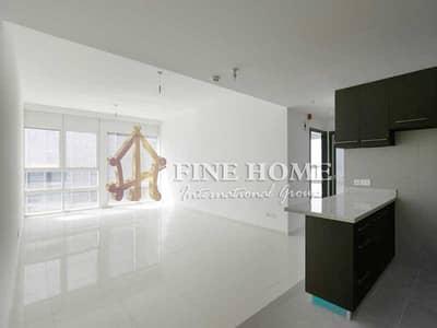 فلیٹ 2 غرفة نوم للايجار في جزيرة الريم، أبوظبي - Sea View 2 BR. Apartment