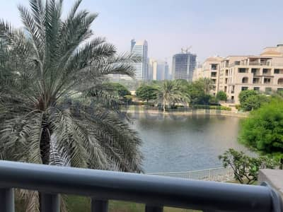 Studio for Rent in The Views, Dubai - Lake VIEW STUDIO AT LINKS CANAL GREENS 50K CHILLER FREE