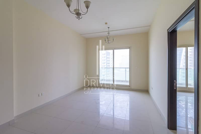 Vacant and Ready to Move in 1 Bed Apartment