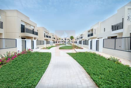 4 Bedroom Townhouse for Sale in Town Square, Dubai - Handover Soon | Brand New  SAFI TH | 10% Booking