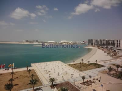 1 Bedroom Apartment for Sale in Al Raha Beach, Abu Dhabi - Full Sea View 1 Bed on High Floor at Al Zeina