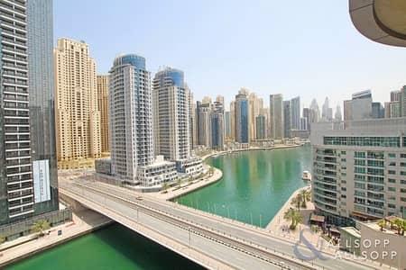 2 Bedroom Flat for Sale in Dubai Marina, Dubai - Full Marina View   2 Bed   Close To Beach