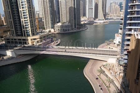 شقة 3 غرفة نوم للبيع في دبي مارينا، دبي - 3 Beds at Atlantic Tower | Full Marina View
