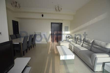 شقة 1 غرفة نوم للايجار في دبي مارينا، دبي - Fully Furnished 1 BR