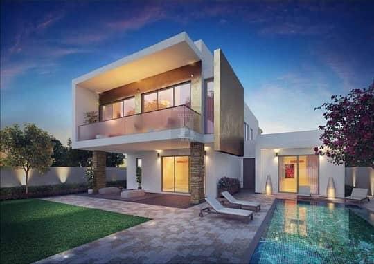 تاون هاوس في ياس ايكرز جزيرة ياس 3 غرف 3376000 درهم - 4228630