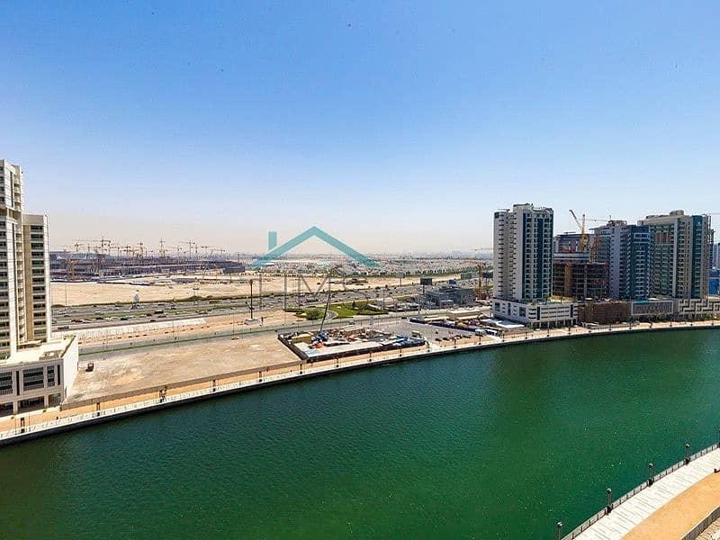Spacious 2BR +Maid   Canal views   Business Bay